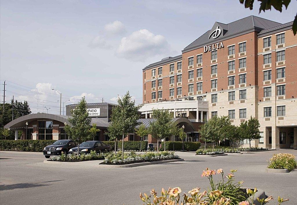 Delta Marriott Hotel Guelph Ontario